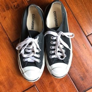 Converse Shoes - Black Jack Purcell's